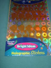 NIP Reynolds Creative Essentials-Bright Ideas Holographic Stickers--age 6+