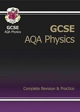 GCSE Physics AQA Complete Revision & Practice by CGP Books (Paperback, 2010)