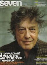 Tom Stoppard on Magazine Cover January 2010