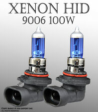 TMZ 9006 HB4 12V 100W Halogen Headlight Light Bulbs 5000K Super White Low Beam