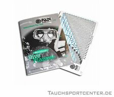 PADI Open Water Diver (OWD) RDP + RDP-Manual - GERMAN Deutsch