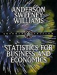 Statistics for Business and Economics (Statistics for Business & Economics)