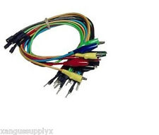 """GM Micro-Pack and Metri-Pack Color Coded Jumper Wire Sets with 12""""  Test Leads"""