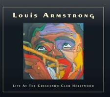 Armstrong,Louis - Live at the Crescendo Club Hollywood (Digipak)