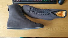 Authentic Tod's No_Code Boxing Sportivo NX Boots RARE 12, 12.5 US (11, 11.5 UK)