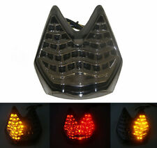 Tail Turn Signals Integrated Light Smoke For 07-12 KTM Duke 690 Super Duke 990R