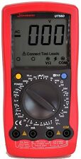 Uni-T UT58D AC/DC Digital LCR Multimeter With LCD and Wide Range Measurment NEW