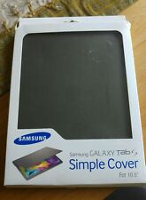 Samsung TabS simple cover 10.5 Brown