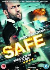 Safe [DVD] By Jason Statham,Catherine Chan.