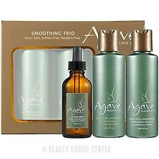 Bio Ionic Agave Smoothing Trio - SET (Shampoo, Conditioner & Healing Oil)