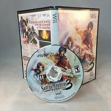 Samurai Warriors 3 - Nintendo  Wii Game