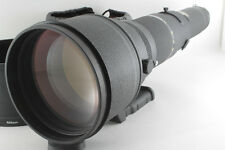 *Excellent+++* Nikon Ai-s 800mm f/5.6 ED IF w/ Trunk Case from Japan #0582