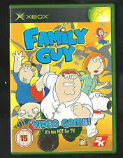 "Xbox FAMILY GUY THE VIDEO GAME ""retro gaming"""