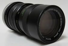 Vivitar 70-150mm 1:3:8 Close Focusing Auto Zoom Camera Lens - Japan