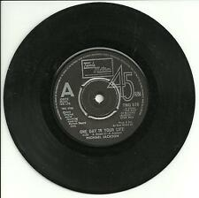 MICHAEL JACKSON - ONE DAY IN YOUR LIFE - TAMLA MOTOWN 976- 70s POP / SOUL - 1975