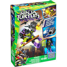Mega Bloks Teenage Mutant Ninja Turtles: Out of The Shadows Donnie Drone Pursuit