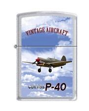 Zippo 205 Curtiss P-40 American WW2 Airplane Lighter