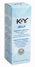 K-Y KY Jelly Personal Lubricant 2 oz Single Tube *Free Shipping*
