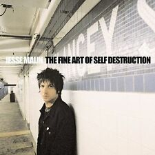 The Fine Art of Self Destruction Jesse Malin CD Jan-2003 Artemis Records