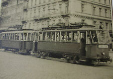 AUST010 - VIENNA CITY TRAMWAYS - TRAM No955 PHOTO - AUSTRIA Oestreich Stadtbahn