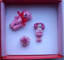 "4"" Tonner~Amelia Doll's Accessory Set~A Sweet Favor~Wilde Imagination~LE 275~New"