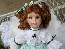 "Treasury Collection Paradise Galleries Shannon's Blarney Stone14"" Porcelain Doll"