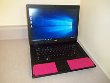 "SPECIAL! WINDOWS10 15.4"" WIDE HOT PINK E5500 DUAL CORE 2.0 GHz,3 GB,80G,DVD+RW"
