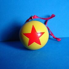 "Pixar Toy Story Ball 1.25"" Mini Disney Sketchbook Ornament NEW"
