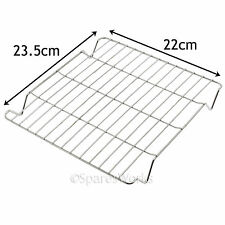 Square Stainless Steel Grill Pan Tray Rack for Candy Oven Cooker