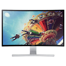 "Samsung S27D590C 27"" Full HD 1080p Widescreen Curved LED LCD Monitor"