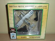 Model Power Postage Stamp Planes ~ 1:100 Series ~ Fairy Swordfish