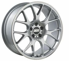 19 Zoll BBS CH-R 8.5x19 5x112 et32 silber CH126 Audi Seat Skoda Mercedes VW