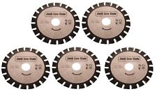 5 x Undercut Jamb Saw Blade 110mm Flooring Trimmer Roberts 10.42