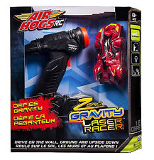 Brand New Air Hogs RC Zero Gravity Laser Racer Boy Kids Race Car Toys - Red !!