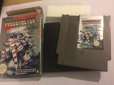 NINTENDO ENTERTAINMENT SYSTEM NES UK PAL GAME CARTRIDGE PROBOTECTOR +BOX INSTR
