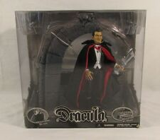 DRACULA ACTION FIGURE SET UNIVERSAL MONSTERS JAKKS PACIFIC BELA LUGOSI 2004