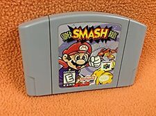 Super Smash Bros. 64 *Authentic* Nintendo 64 N64 Game Super FREE SHIPPING!
