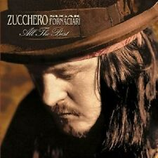 "ZUCCHERO ""ALL THE BEST"" CD NEUWARE"