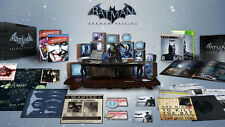 Batman: Arkham Origins Collector's Edition - XBOX 360  ***NEW SEALED***