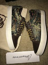 Vans Old Skool Carhartt Size 9 syndicate wtaps supreme Fog blends