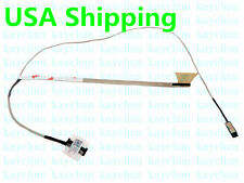 """BS13 15"""" LCD Video Display Screen Cable for HP ProBook 650 655 G1  6017B0440201"""