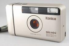 Excellent+++++ Konica BIG mini BM-301 LIMITED 35mm F/3.5 Compact Film Camera