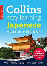 Easy Learning Japanese Audio Course: Language Learning the Easy Way with Collins