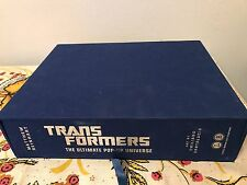 Transformers The Ultimate Pop-Up Universe 2013, Picture Book, Collectable