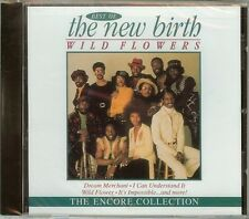 New Birth - Wildflowers - The Best Of -  CD - New