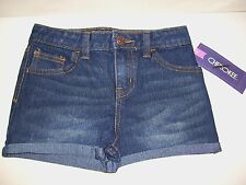 NWT GIRL'S CHEROKEE DENIM JEAN SHORTS SIZE 6-6X SMALL