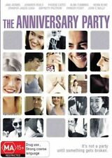 The Anniversary Party (DVD, 2008) LIKE NEW ... R4