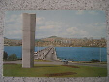 Collectable Vintage United Kingdom Postcard - Dundee and the Tay Bridge - Unused