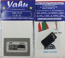 Yahu Models YML7210 1/72 PE IAR IAR-81 Instrument Panel