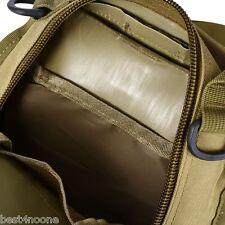Shoulder Military Tactical Backpack Camping Travel Hiking Trekking Bag Outdoor